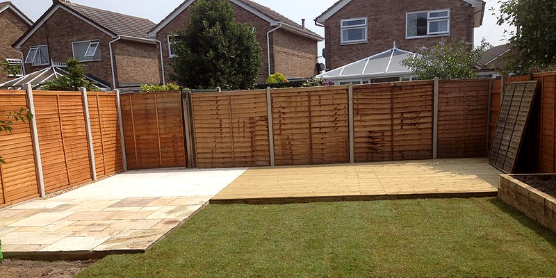 Decking, Patio & Turfing - Portishead